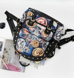 Korea Leather Bag Shopping Mall [BAGSHOES] #koreafashionshop #Fashionwomen  #korea #dailylook #dailyfashion #dailybag #motorbag #calfskinbag #sheepskinbag #leatherbag #syntheticbag #wallet #acc #shoes #mensbag #clutch #backpack #crossbag #totebag #koreafashion  #backpack #皮包 #バックパック COIN BACK PACK / Size : FREE / Price : 55.50 USD
