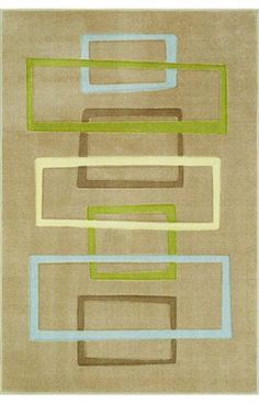 $5 Off when you share! Dalyn Cicero CI9 Putty Rug