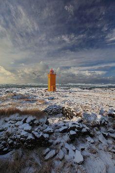 Faro de #Islandia #Iceland