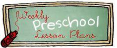 weekly preschool lesson plans