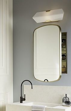 Exceptionnel Folded Fixture. Art Deco Inspired Fixture Shines As Modernist Wall Sconce.  Opaque White