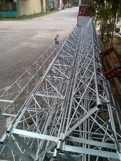 Baru Rp 1.200.000 menerima pemasangan tower triangle baru ,jasa bongkar pasang tower triangle,jasa maintenence tower triangle se-tangerang raya untuk info lebih lanjut bisa telp : 081298121760 atau whstapp juga bisa