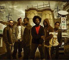 The Roots.