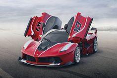 FXX K: Meest extreme Ferrari ooit kost 2,2 miljoen euro