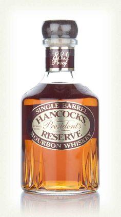Review #75: Hancock's President's Reserve #bourbon #whiskey #whisky #scotch #Kentucky #JimBeam #malt #pappy