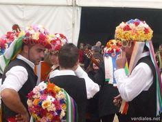 Sombrero Verdiales, Málaga