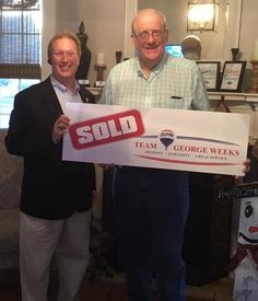 Congratulations to Gary W. on the sale of his house with #TeamGeorgeWeeks! #happy #clients
