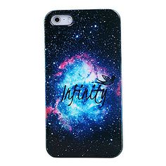 Starry Sky Pattern Back Case for iPhone 4/4S – USD $ 2.99