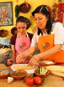 tamale cooking classes-in mexico - - Yahoo Image Search Results  At mexican cooking school, Mexico