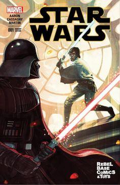 Marvel Star Wars #1 Cover Variant