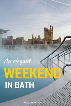 It's one of the UKs most beautiful cities, a UNESCO World Heritage site, with plenty to see and do. Use this Bath weekend guide and you'll enjoy an elegant 48hrs in this beautiful city. Click now to discover where to go, where to eat, what to see and lot