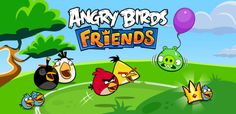 Angry Birds Friends arriva sul Play Store