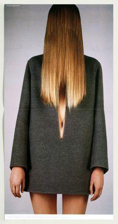 Visionaire 25: Visionary, Martin Margiela for Hermèsphotography bettina komenda styling desiree heiss make-up houda renita