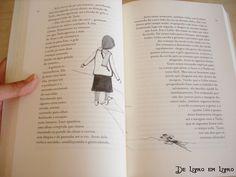 Ilustração linda do livro PRIMAVERA