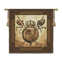 Terra Nova II Small Woven Wall Tapestry Pure Country Weavers Tapestries Wall Hangings & Ta