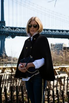 The Olivia Palermo Lookbook : The One And Only Olivia Palermo !!!