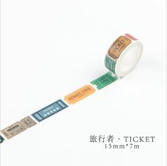 18 Styles Vintage Newspaper Traveller Diary Washi Tape Adhesive Tape DIY Decoration Planner Scrapbook Sticker Label Masking Tape-in Office Adhesive Tape from Office & School Supplies on Aliexpress.com | Alibaba Group