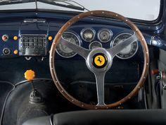1949Ferrari 166 / car interiors