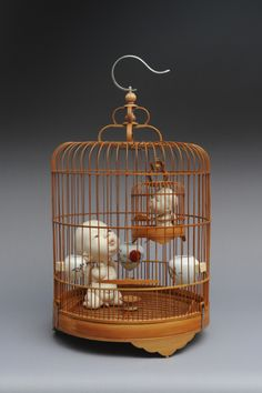 2015 CAGES, Johnson (or Jonathan) Cheung-shing Tsang (b1960, Hong Kong)
