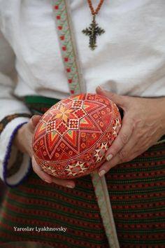 Traditional Pysanky By a Wonderful Ukrainian artist