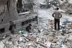 US Suspends Talks With Russia Over Syria Cease-Fire - Wall Street Journal #757LiveIN