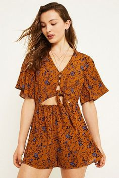 UO On The Run Playsuit