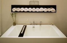 master bathroom spa