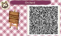 Original QRs - Misc - Animal crossing things and stuff.