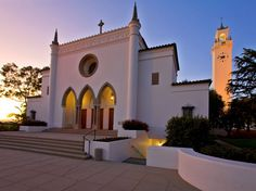 Loyola Marymount, Los Angeles The 20 Most Beautiful College Campuses in America - Condé Nast Traveler