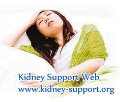 How To Naturally Treat Stage  Kidney Disease