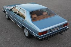 Maserati Quattroporte, Maserati Auto, Best Classic Cars, Classic Italian, Nice Cars, Shabby Chic Homes, Bologna, Old Cars, Bugatti