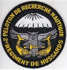 France French Army 2nd Hussard Regiment RECON Diver Armee 2° Regt Hussards Plong