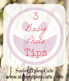 Baby photography tips!