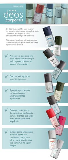 Saiba Mais | Natura Avon, Dior Perfume, Floral, Promotion Ideas, Nail Stuff, Hair And Beauty, Deodorant, Bricks, Florals