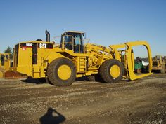NEW CAT 988G LOG LOADERCat has replaced the 988G with a 988H.In 2013 the new 988K replaced the 988H