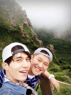roommate lee dong wook & Jo Se-ho
