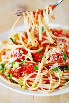 Good italian food - especially spaghetti marinara would be one of my favorite meals so will always choose it on the menu