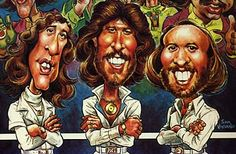 Bee Gees, I was WAY married with kids and not a teen, Oh, But I had that teenage crush:)