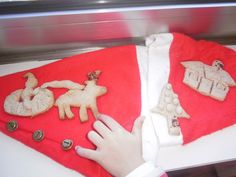 Bolachas de natal ~ Xmas biscuits