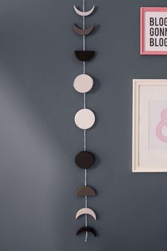If you have a little left over paint about the house, and are looking to immerse yourself in a fun DIY project, consider making a Moon Phase Mobile. The moon, in all it's shades of gray, is the perfect subject to showcase our newest collection of colors. Materials: 1/2″ plywood board 4shades of paint – …