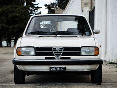 Alfa Romeo Alfasud - 1979