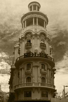 El cielo de Madrid - Dall'Alcalà