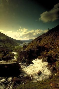 Talla Reservoir, Borders, Scotland.I want to visit here one day.Please check out my website thanks. www.photopix.co.nz