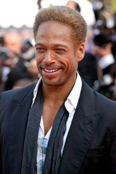 """Gary Dourdan The premiere of """"Mud"""" during the 65th Annual Cannes Film Festival."""