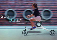 Tricycle, Velo Design, Transmission, Bike, Superman, Sports, Veils, Bicycle Kick, Bicycle