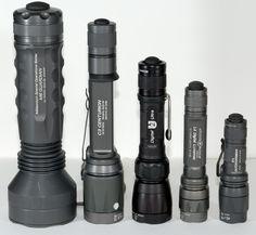 A good breakdown of quality flashlights