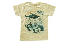 Tales of the Sea: 20 000 Leagues T-shirt – Ivory from Mingo Lamberti - R270 (Save 0%)