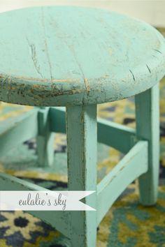 Eulalie's Sky / Miss Mustard Seed's Milk Paint