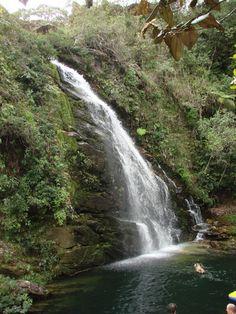 Cachoeira da Caverna - Serra do Cipó (A mais linda de todas, eu achei)