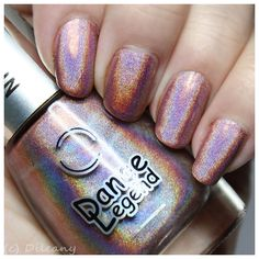 Dile Nails: Dance Legendin holoilua